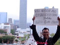 Picture of Frank. Media Outreach Coordinator for the Houston Times