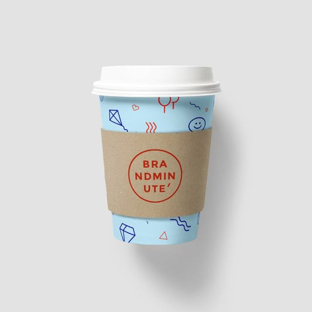 Coffee To Go Cup