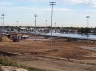 Berm and Community Park Construction (10/2014)