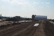 Berm Construction (East Side) (01/2015)