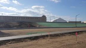 East Park Construction (9/2015)