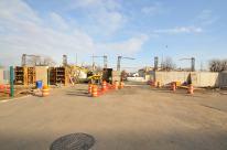 North Gate Construction (01/2016)