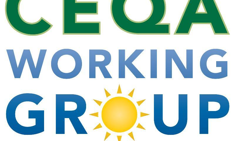 From the CEQA Working Group Coalition