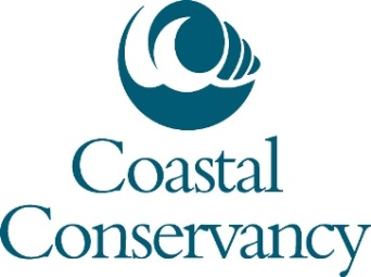 Grant Announcement from the California State Coastal Conservancy