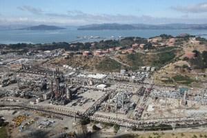 Refinery photo
