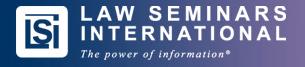 Law Seminars International: The New EPA-USDA Water Quality Trading Agreement