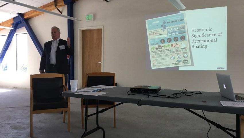 San Francisco Bay Boating Community Convenes at First Expert Briefing of 2017