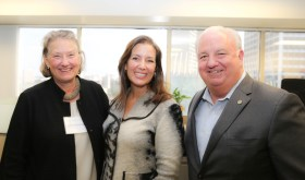Members Reception with Mayor Libby Schaaf