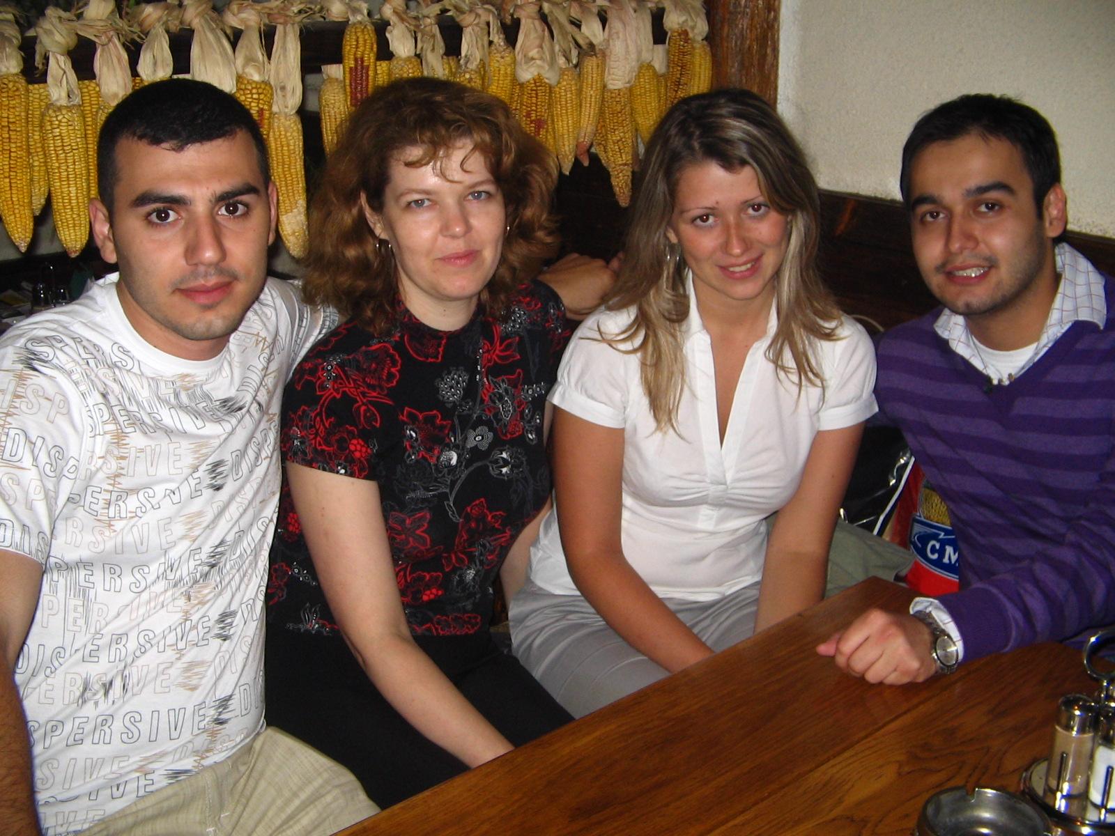 Classmates and ourteacher