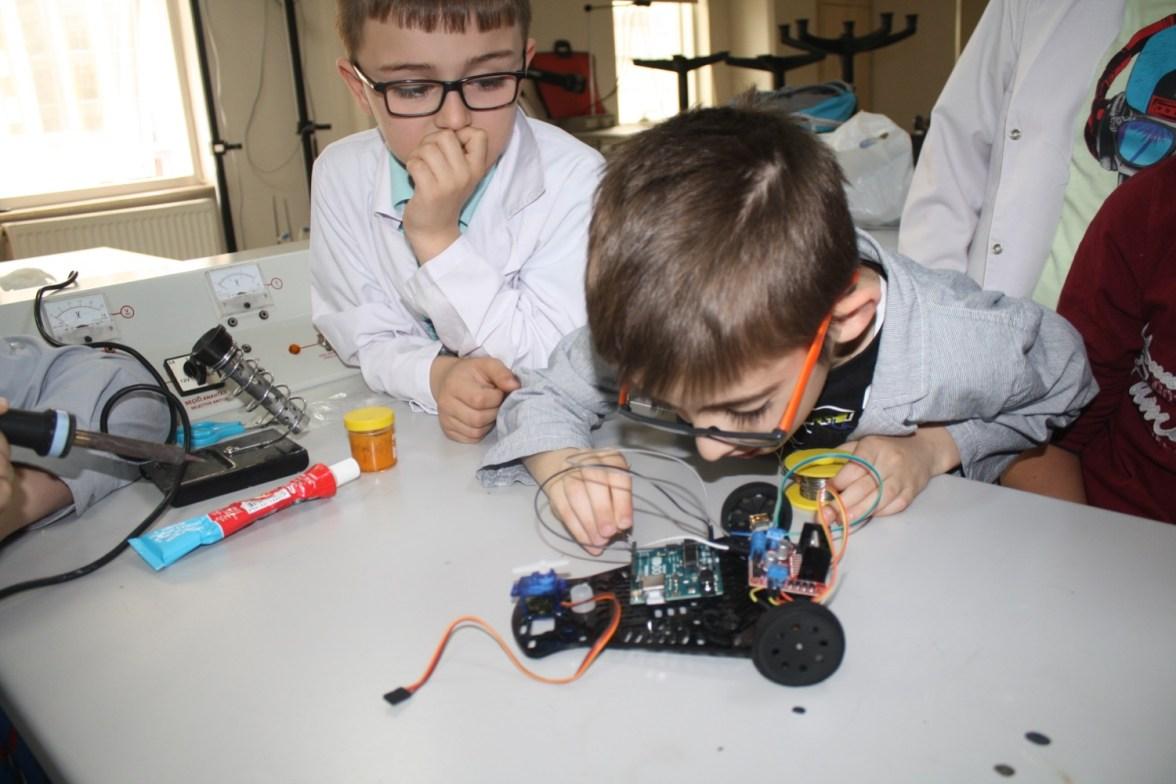 Robot - Bayrampasa-Bilim-Merkezi - 1