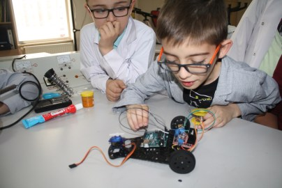 Robot - Bayrampasa-Bilim-Merkezi - 2