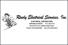 Reedy Electrical Services logo