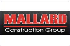 mallard construction logo