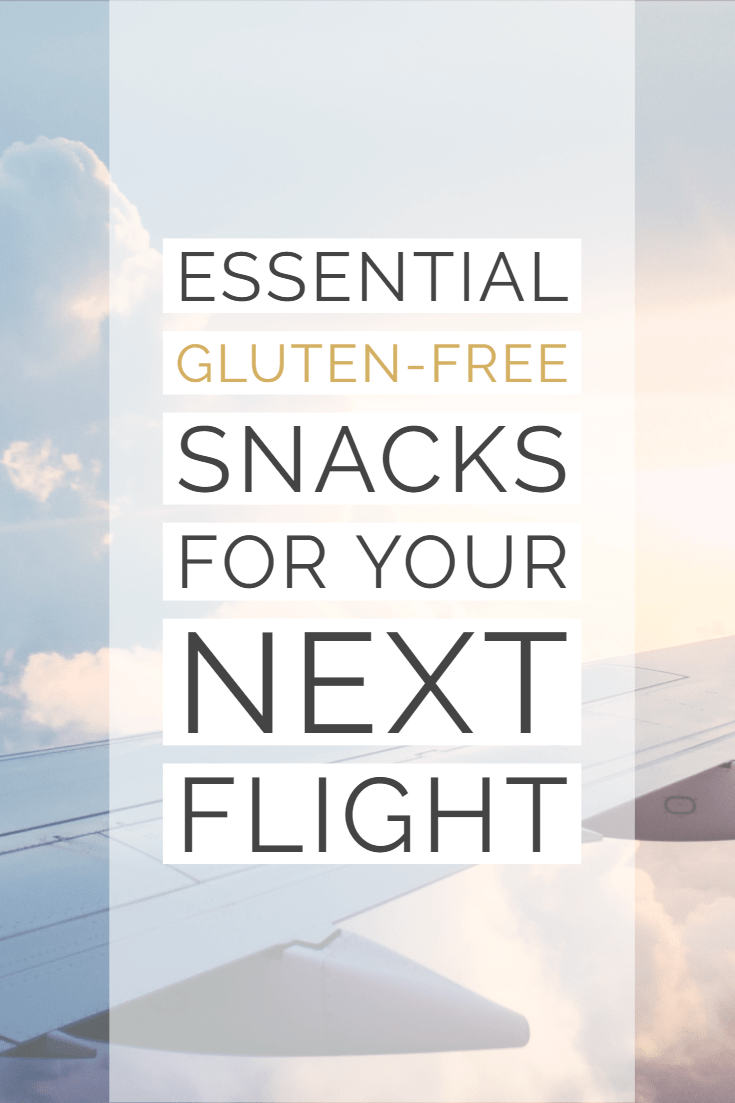 Essential Gluten-Free Snacks for Your Next Flight