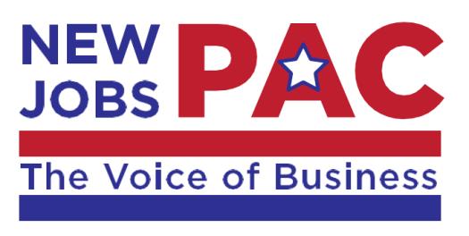 New Jobs PAC logo