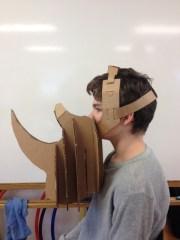 Sculpture 1B Spirit Animal Project
