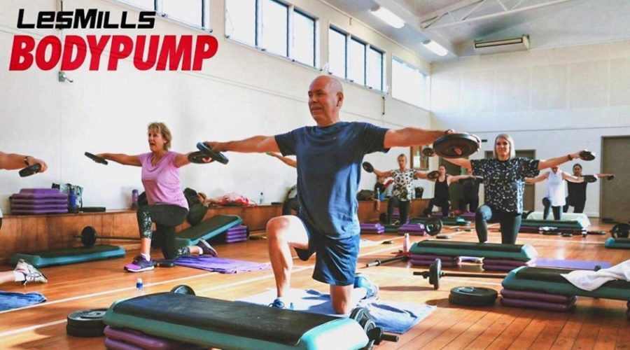 Les Mills Body Pump Classes