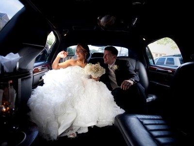 limo for wedding tampa