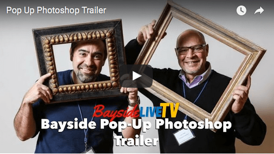 Bayside Photo Shops' Pop-Up Gallery