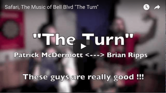 "Safari, The Music of Bell Blvd ""The Turn"""