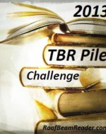 Badge for Roof Beam Reader's TBR Pile Challenge