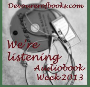 Audiobook Week badge image