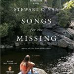 Informal Readalong: Songs for the Missing by Stewart O'Nan (Audio) @bkclubcare @Leeswammes