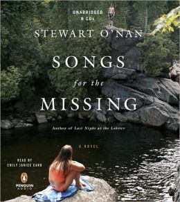 cover image of audiobook Songs for the Missing