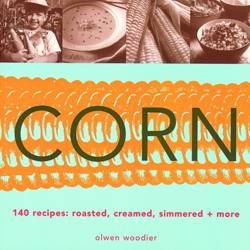 cover image of Corn by Olwen Woodier