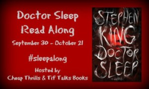 Doctor Sleep Read Along Badge