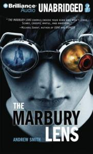 cover image of The Marbury Lens