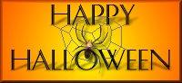 Happy Halloween clip-art image