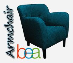 Armchair BEA badge