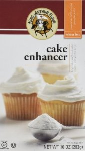 box of King Arthur Flour Cake Enhancer