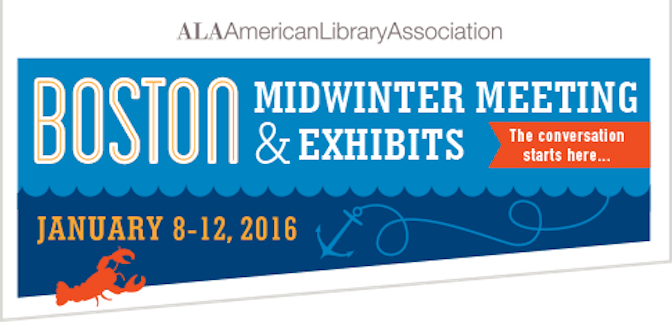 ALA Midwinter Meeting and Exhibits Jan. 8 to 16