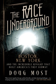 cover image of The Race Underground