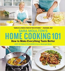 cover image of Sara Moulton's Home Cooking 101