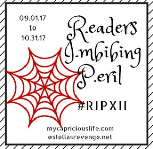 Readers Imbibing Peril badge