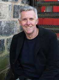 Photograph of Trevor Wood, author of The Man on the Street