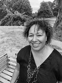 Photograph of Nikki May, author of Wahala