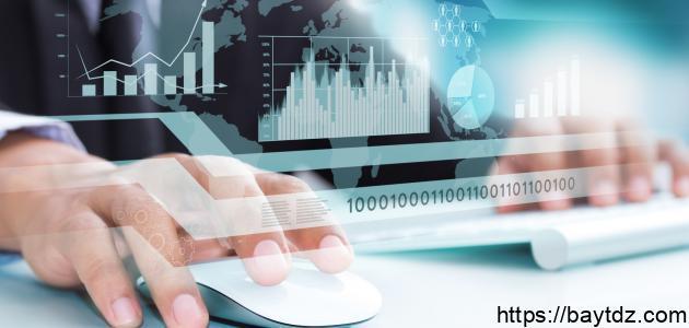 اهمية تكنولوجيا المعلومات