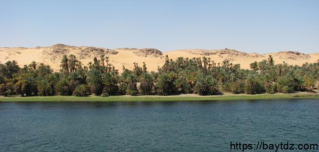 ما هو نهر النيل