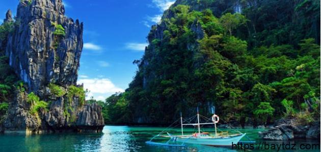 أسماء جزر الفلبين