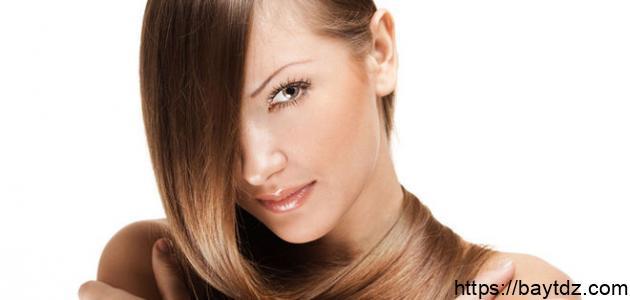 أضرار حناء فرد الشعر