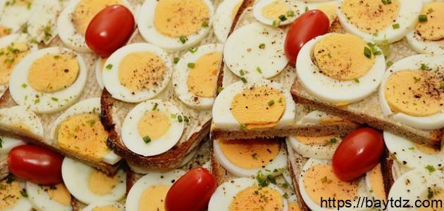 أطعمة تساعد على زيادة وزن الجنين