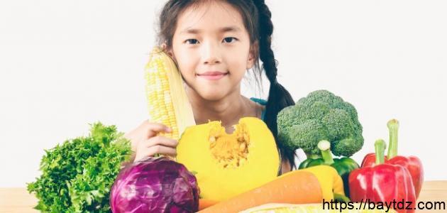 أطعمة طازجة وفوائدها
