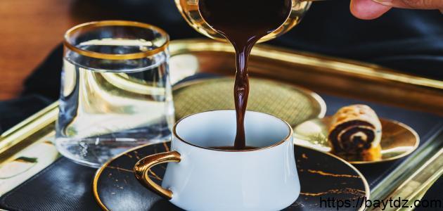 أفضل طريقة لعمل قهوة تركية