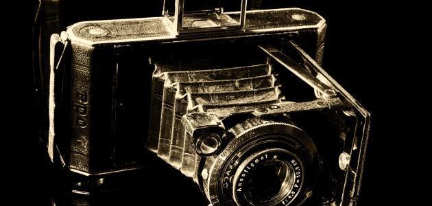 أول اختراع للكاميرا