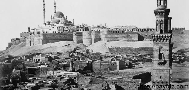 أول مدينة بناها المسلمون في مصر
