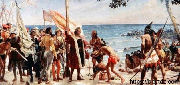أول من اكتشف أمريكا